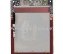 Firefighter Dry Erase Board with Keychain Holder