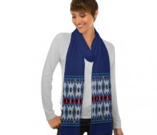 Native American Sioux Scarf