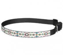 native_american_pattern_dog_collar