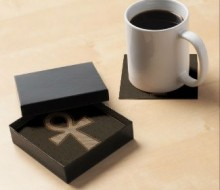 ankh_key_of_life_cork_coaster