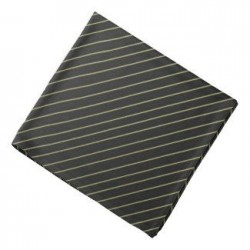 elegant_gold_stripes_bandana