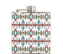 native_american_pattern_flask